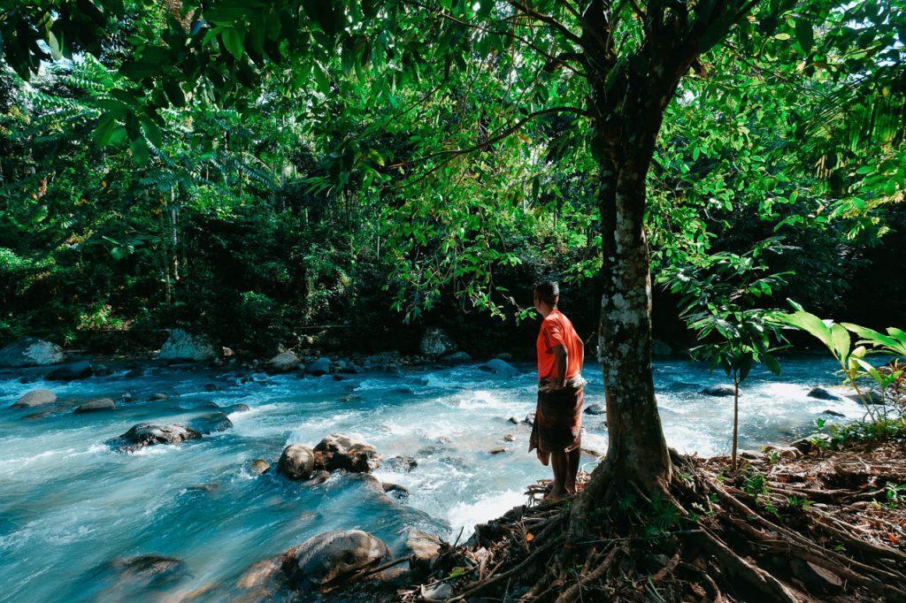 Kampung Ekowisata Kerujuk Pionir Desa Wisata Di Lombok